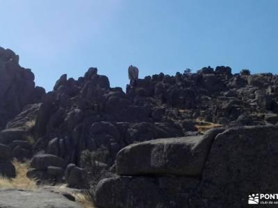 Sierra de la Cabrera-Pico de la Miel;coca segovia grupos senderismo granada monasterio de piedra ent
